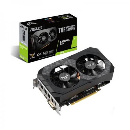 Asus GTX 1660 Tuf Gaming OC 6GB