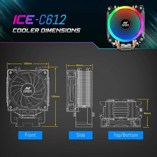 Ant Esports ICE C612