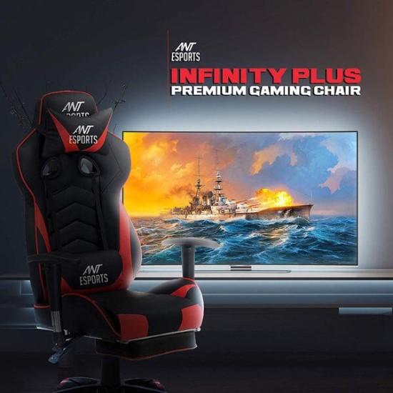 Ant Esports Infinity Plus (Red-Black)