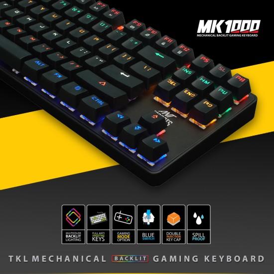 Ant Esports Mk1000 TKL Mechanical keyboard