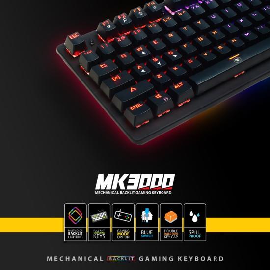 Ant Esports Mk3000 Mechanical keyboard