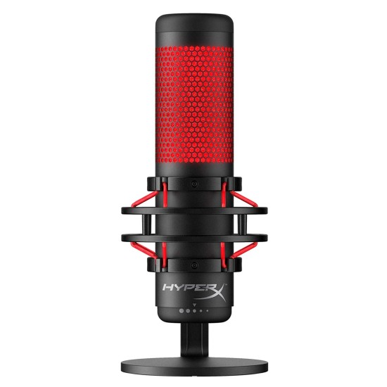 HyperX QuadCast USB Condenser Gaming Microphone