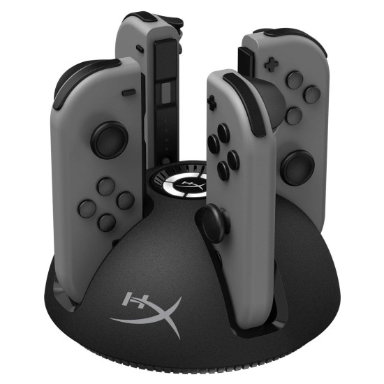 HyperX Chargeplay Quad 4-in-1 Joy Con Charging Station