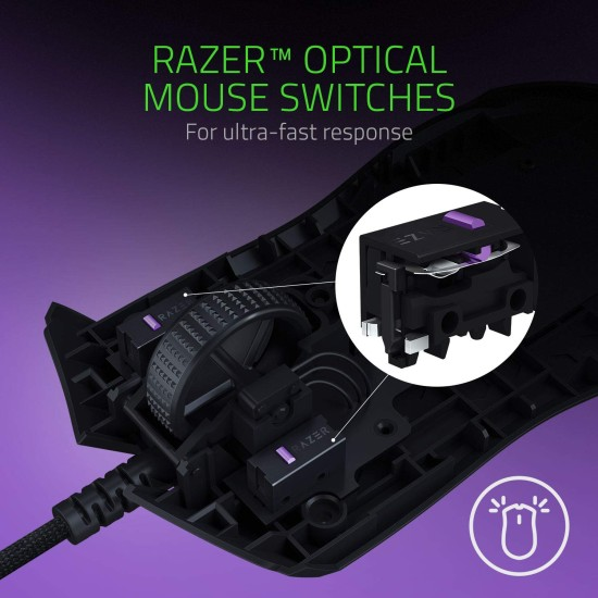 Razer Viper Ambidextrous Wired Mouse