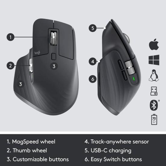 Logitech MX master 3 Wireless