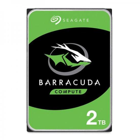 Seagate 2TB Barracuda 7200 RPM
