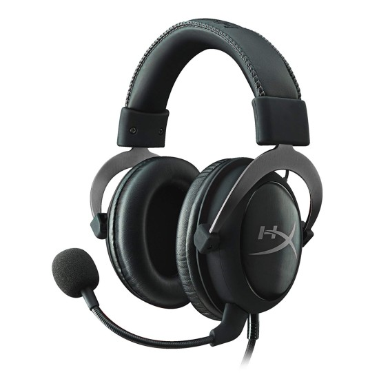 HyperX Cloud II Gun Metal