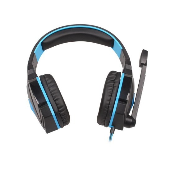 COSMIC BYTE G4000 EDITION HEADPHONE WITH MIC (Blue)