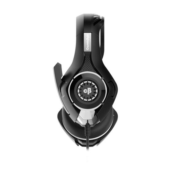 COSMIC BYTE GS410 HEADPHONES WITH MIC (BLACK-GREY)