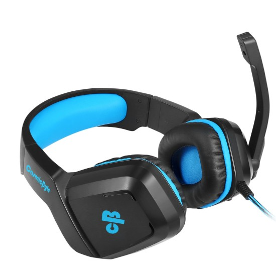 COSMIC BYTE H1 GAMING HEADPHONE WITH MIC (BLUE)