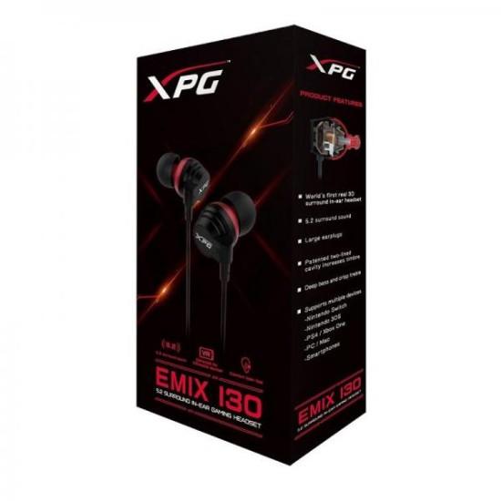 XPG EMIX I30 IN EAR EARPHONE