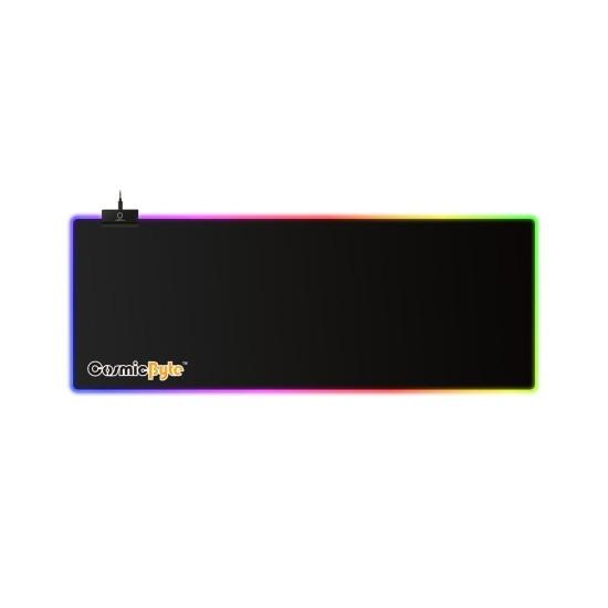 COSMIC BYTE VOLCANO 7 XXL RGB GAMING SOFT MOUSEPAD