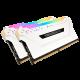 Corsair Vengeance RGB PRO 16GB (8GBx2) DDR4 3200MHz White