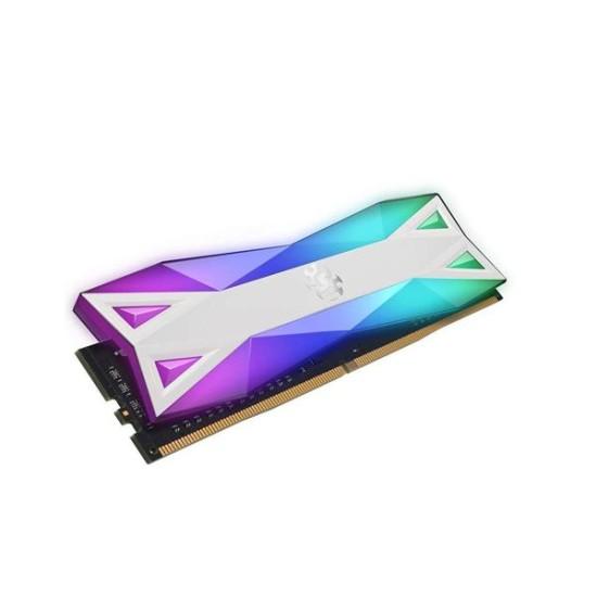 ADATA XPG SPECTRIX D60G 16GB (8GBX2) DDR4 3200MHZ RGB (White)