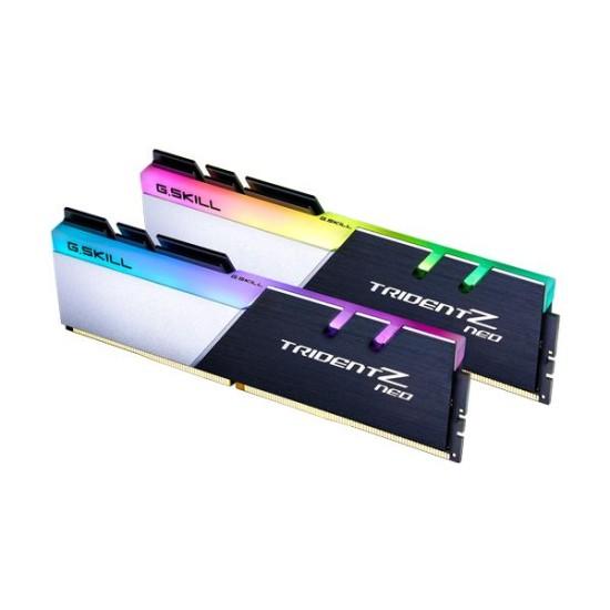 G.Skill Trident Z Neo 32GB (16GBx2) DDR4 3600MHz RGB