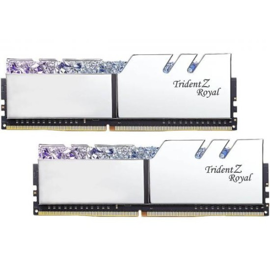 G.Skill Trident Z Royal 16GB (8GBx2) DDR4 3000MHz