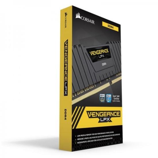 Corsair Vengeance LPX 8GB DDR4 2400MHz Black