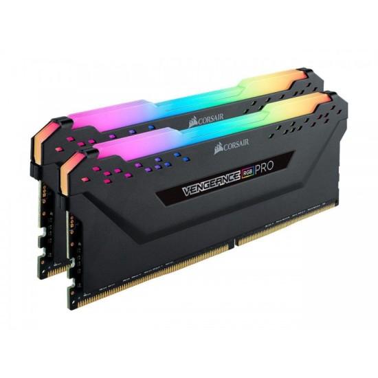 Corsair Vengeance RGB Pro 16GB (8GBx2) DDR4 3000MHz