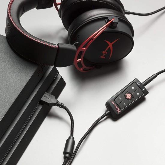 HyperX Cloud Virtual 7.1 Surround Sound USB Card