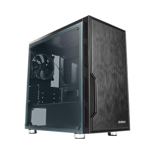 ANTEC VSK10 WINDOW  MICRO-ATX CASE