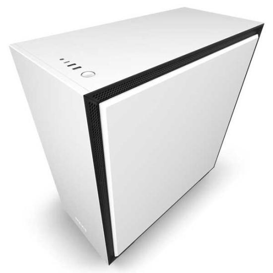 NZXT H710 Matte White