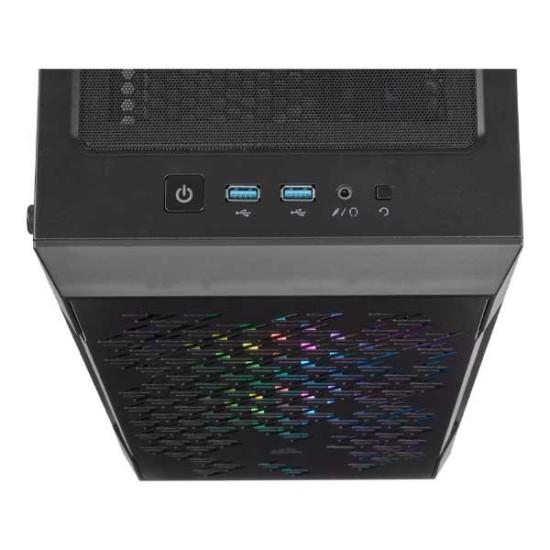 Corsair ICUE 220T RGB Airflow (Black)