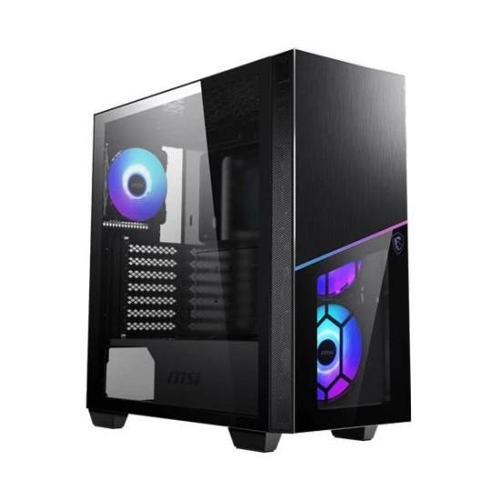 Msi MPG SEKIRA 100R ARGB Cabinet (Black)