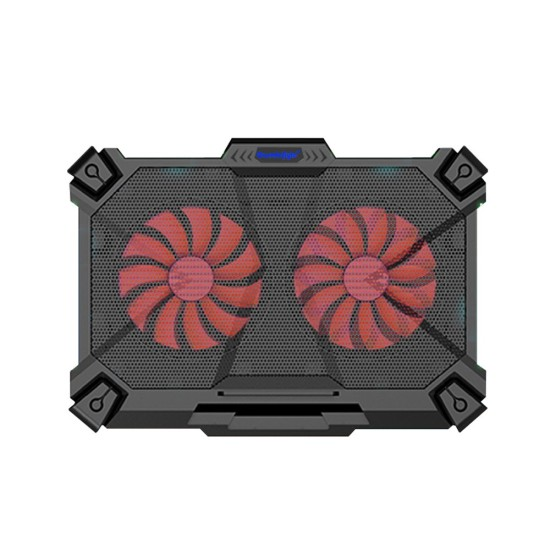 Cosmic Byte Comet Laptop Cooling Pad (Red)