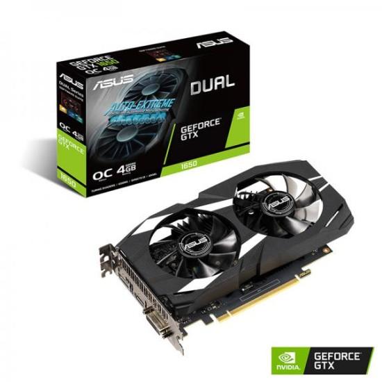 Asus GTX 1650 Dual OC 4GB