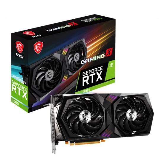 Msi RTX 3060 Gaming X 12GB LHR