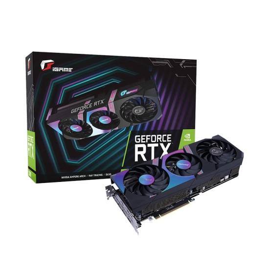 Colorful iGame GeForce RTX 3080 Ultra OC 10G-V