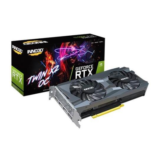 Inno3D GeForce RTX 3060 Ti Twin x2 OC 8GB