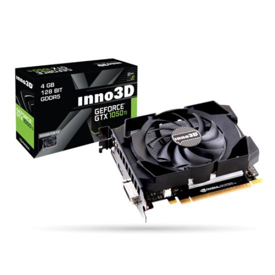 Inno3d Geforce GTX 1050 Ti Compact 4GB DDR5