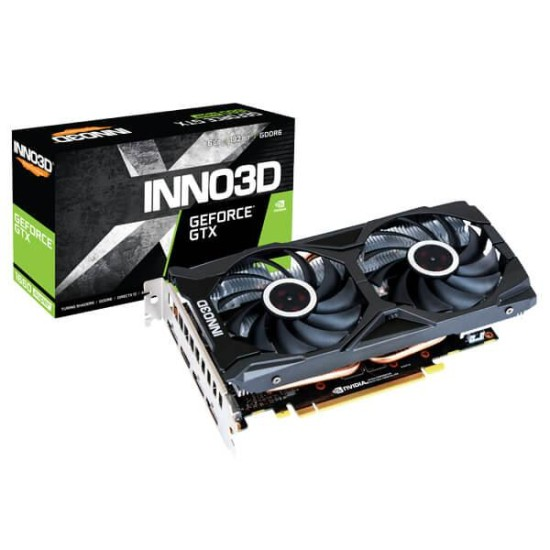 Inno3d Geforce GTX 1650 Super Twin X2 OC 4GB