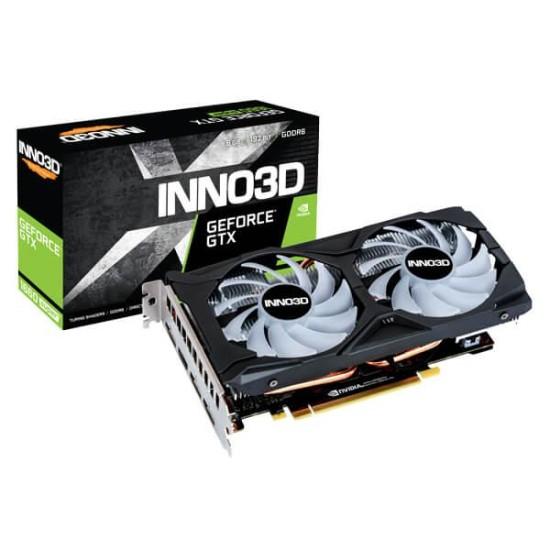 Inno3d Geforce GTX 1660 Super Twin X2 OC 6GB RGB