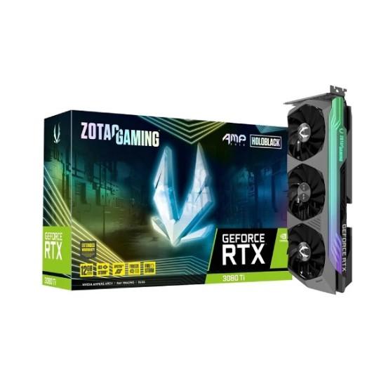 Zotac RTX 3080 ti AMP HOLO 12GB