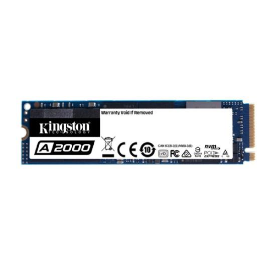 Kingston A2000 1TB M.2 2280 NVMe PCIe SSD